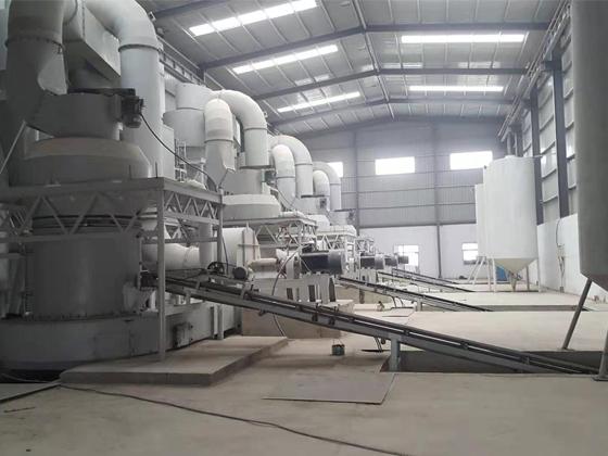 成都雷蒙机(雷蒙磨)-R型摆式磨粉机